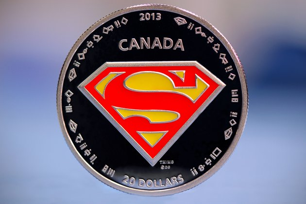 superman featured on new canadian currency welcome to